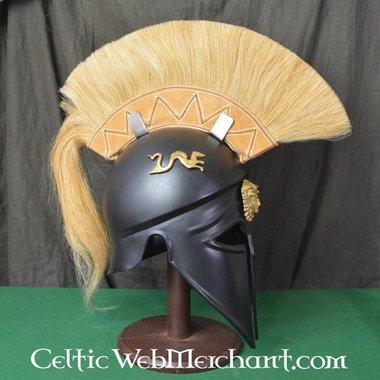 Corinthian casque troupes d'élite