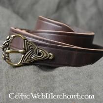 Collar de escudo vikingo Brynjar