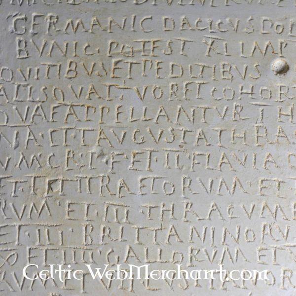 Roman military diploma Weißenburger