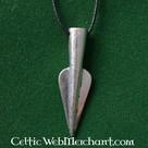 Pendiente punta de lanza Edad del Bronce