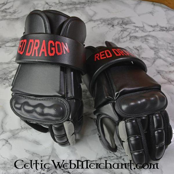 Modern fencing gloves M