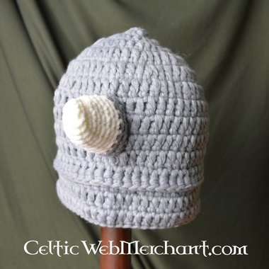 Knitted Viking cap L