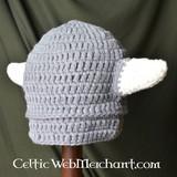 Knitted Viking cap L