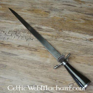 Henri VIII chasse poignard
