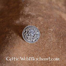 Rond riembeslag Hordaland brons