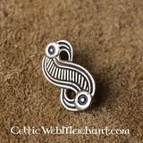 Frankish eagle fibula