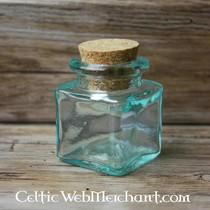 Romeins vierkant flesje