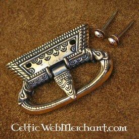 Hebilla germánica siglo quinto