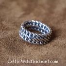 Silver Viking ring