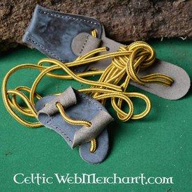 Spænder over ledningen til langbuer (FORUM)