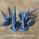 uñas handgesmeede 6 pulgadas (25 piezas)
