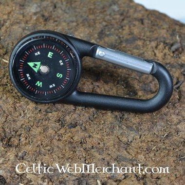 Compass avec mousqueton