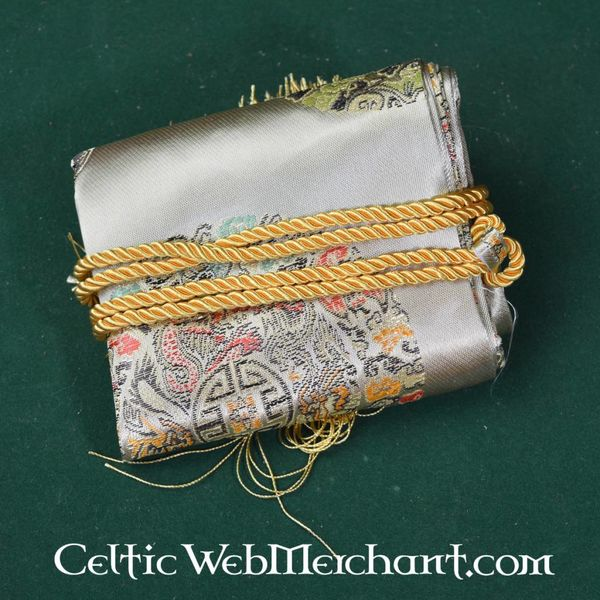Silk katana sheath