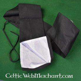 Bomuld katana jakke