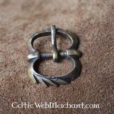 Fibbia tardo medievale