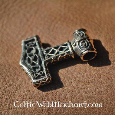 Martillo de Thor ödeshög bronce
