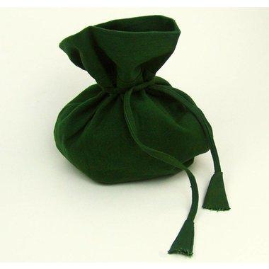 soldi del sacchetto verde