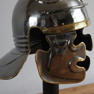 Galea imperiale gallica C, Siscia
