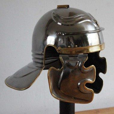 Imperial Gallic galea C, Siscia