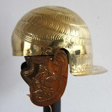 Auxiliary troops' cavalry helmet A