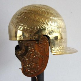 Deepeeka Casque de cavalerie auxiliaire A
