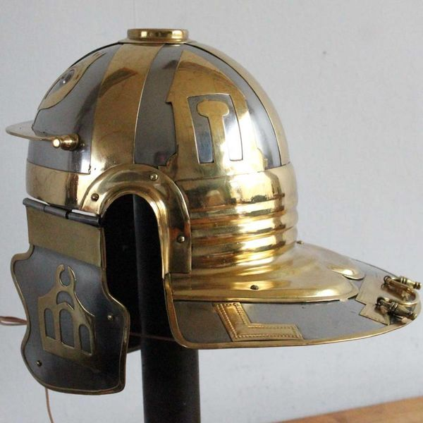 Deepeeka Imperiale Italische galea D, Gelduba