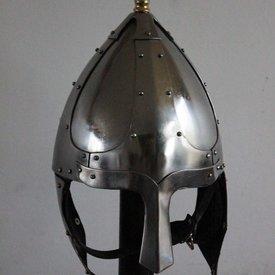 Deepeeka Germanske hjelm med kinden klapper