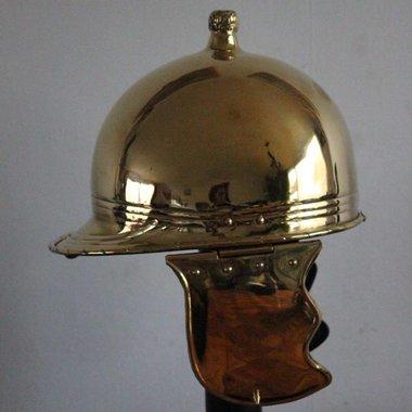 Republican montefortino A, brass