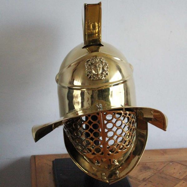 Deepeeka Gladiatorenhelm Murmillo