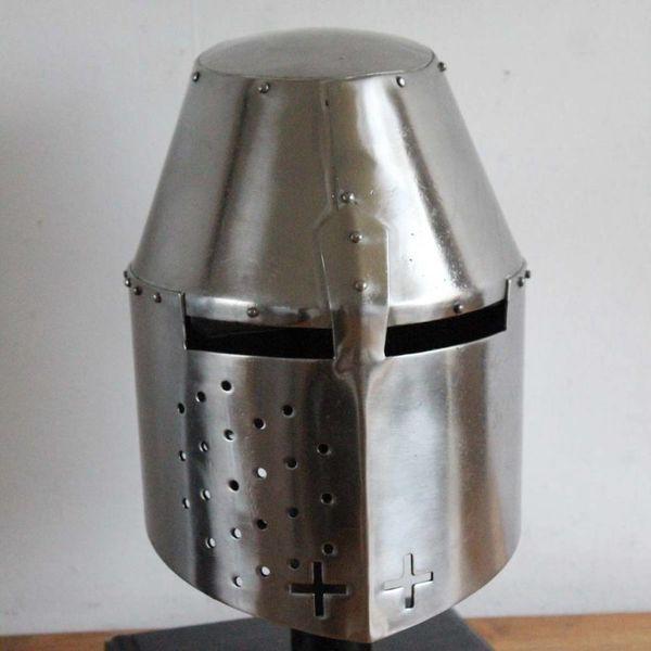 Deepeeka Great helmet (Sir Richard Pembridge)
