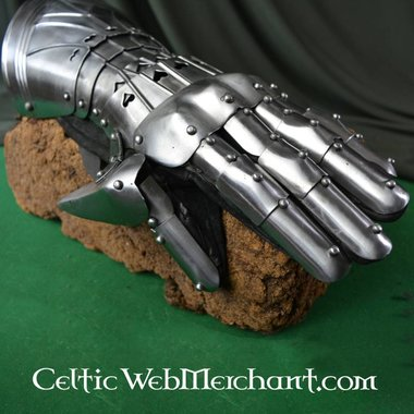 Courtly gauntlets