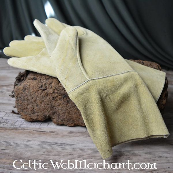 Padded gloves