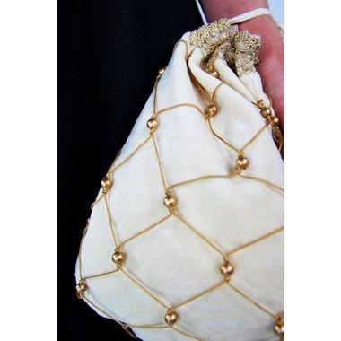 Noble sacchetto, bianco