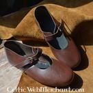 Norman volte scarpa con fibbia
