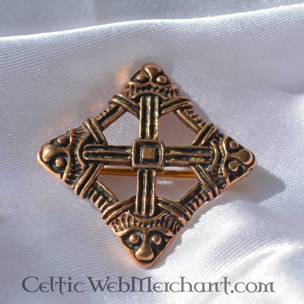 Viking cross fibula