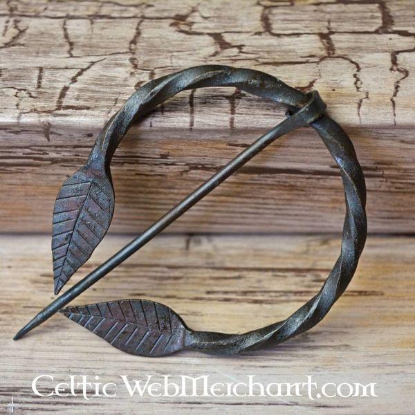 Celtic brooch