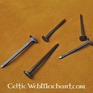 Clous 6 cm (50 pièces)