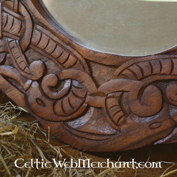 Urnes-stijl Viking spiegel
