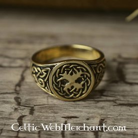 Celtic Ring tree of life
