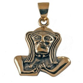 madre diosa celta caldero Gundestrup