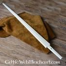 espada de plástico blanco eenhander cuchilla