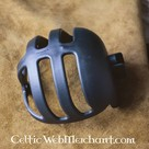 Basket Hilt sword Guard- Black