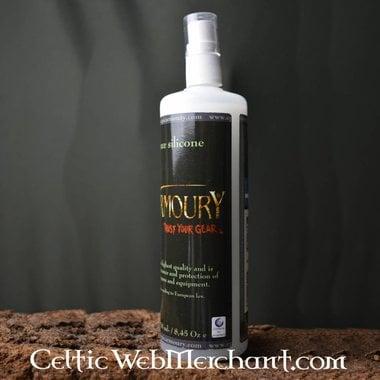 Siliconenspray 250 ml, voor het onderhoud van foam