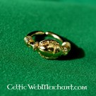 Egyptian ring with Scarabee