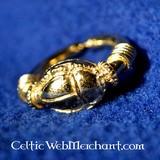 Anello egiziano con Scarabee