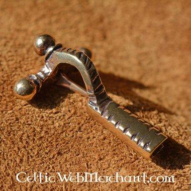 Grande fibula balestra romano
