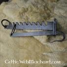 Crémaillère pour chaudron, 57cm