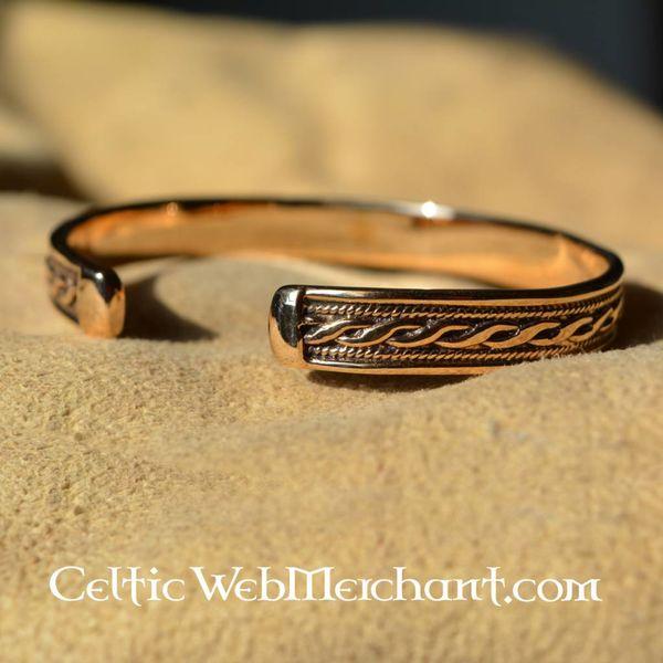 Armband met knoopmotief
