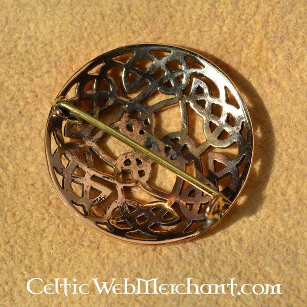 Ronde Keltische broche
