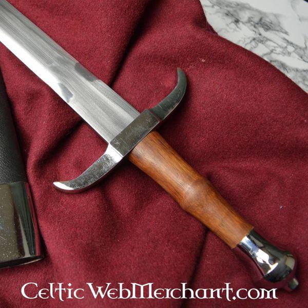 Deepeeka Krótki miecz z giętego przekroju straży